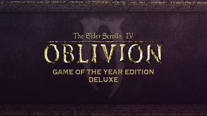 Elder Scrolls IV: Oblivion – GOTY Edition Deluxe Image