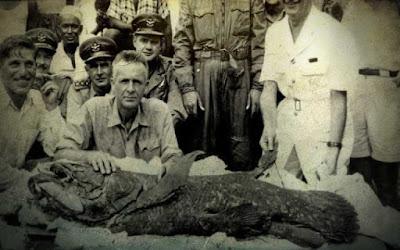 Ο Προϊστορικός Ιχθύς, που θεωρούνταν εξαφανισμένος για 65 εκατομμύρια χρόνια