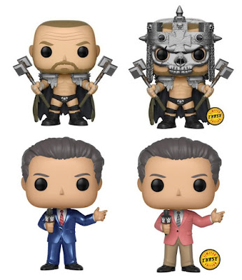 WWE Pop! Vinyl Figures Series 10 by Funko - Triple H & Vince McMahon