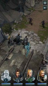 Middle-earth Shadow of War Android
