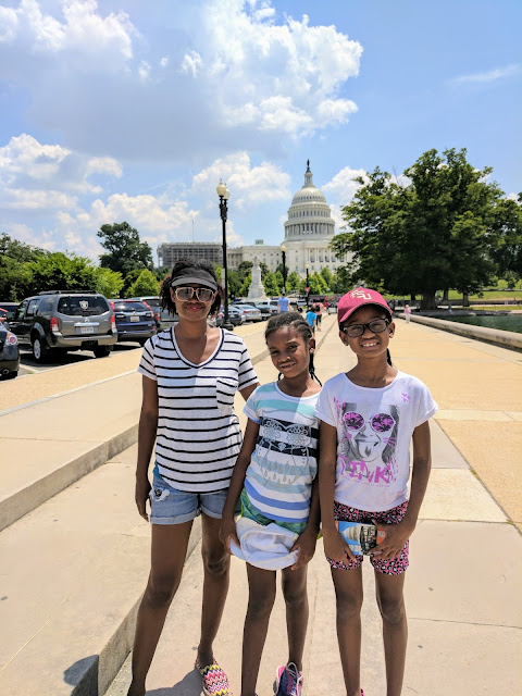 DC Trip - A Tour Of The Capitol
