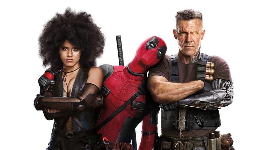 Сила Икс, X-Force, Дэдпул 2, Deadpool 2, Дэдпул, Кейбл, Колосс, Сверхзвуковая Боеголовка, Юки, Домино, Допиндер
