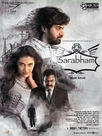 Sarabham Hindi Dubbed Full Movie Download in 720p HDRip