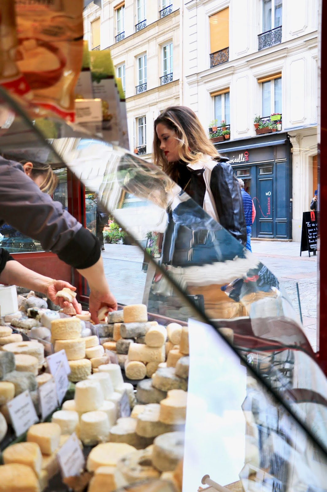 recommendations for fromagerie in Paris France