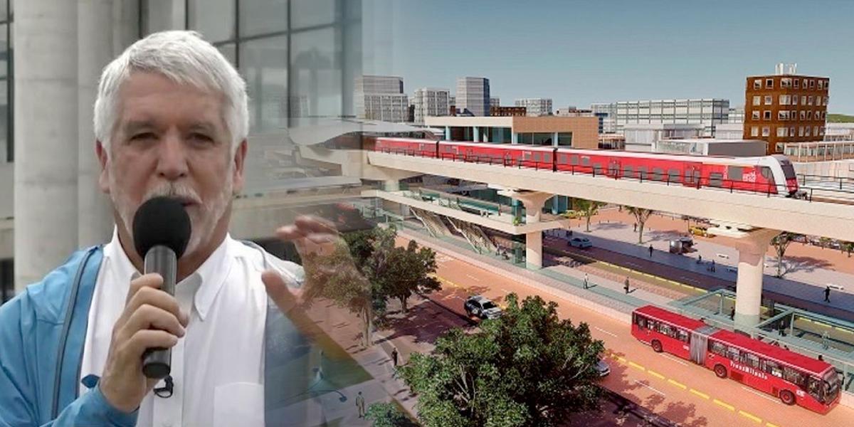 #PetroTieneRazón. Contraloría ordenaría embargo a Enrique Peñalosa por estudios del metro subterráneo