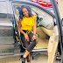 Meet Nigerian Lady Who Does POP For A Living Buys A Brand New Lexus SUV [Photos]