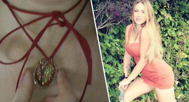 Wanita Ini Membuat Perhiasan Dari Kulit Kelaminya ? WAW