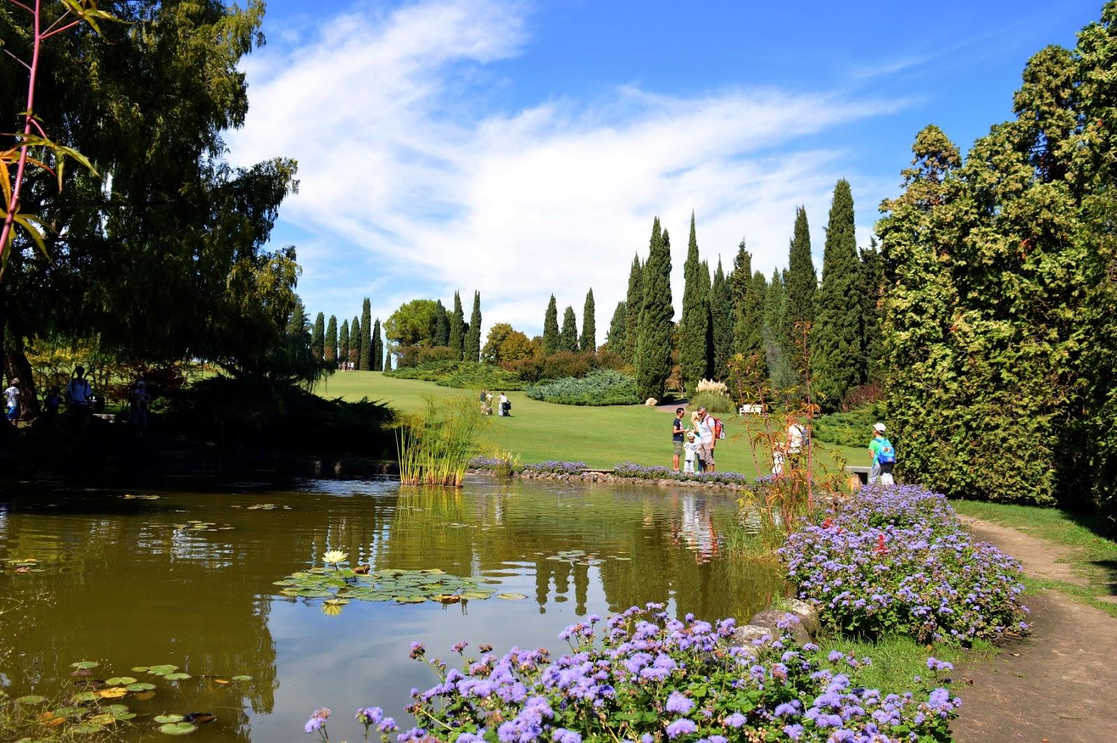 Il parco giardino sigurt camminare nel tempio della natura montagna di viaggi il blog - Il giardino di elizabeth ...