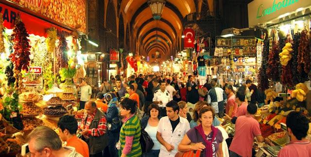 El Gran Bazar Estambul