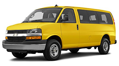 2017 Chevrolet Express 2500 by Chevrolet