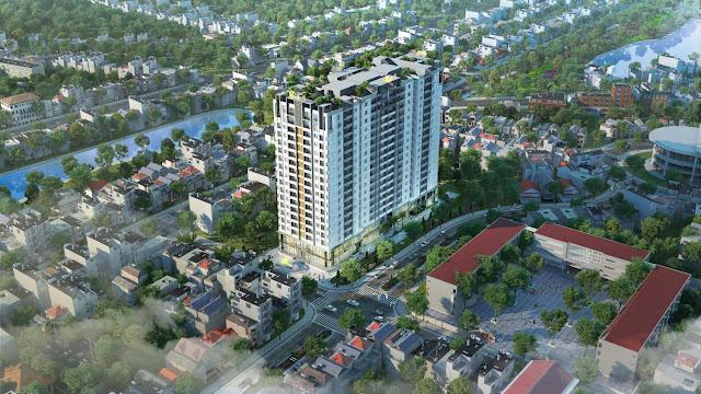 Chung cư One 18 Long Biên