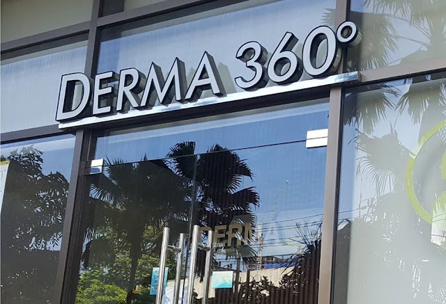 Finally! Few moments of me-time from Derma 360