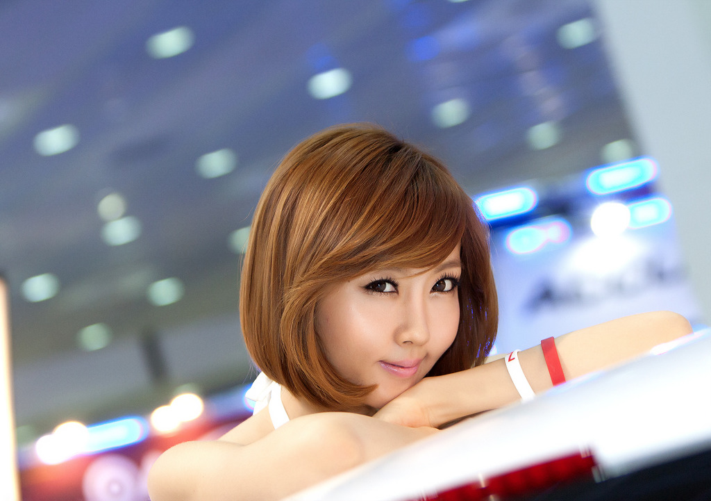 Xxx Nude Girls Choi Byeol Yee - Seoul Auto Salon 2012-4798
