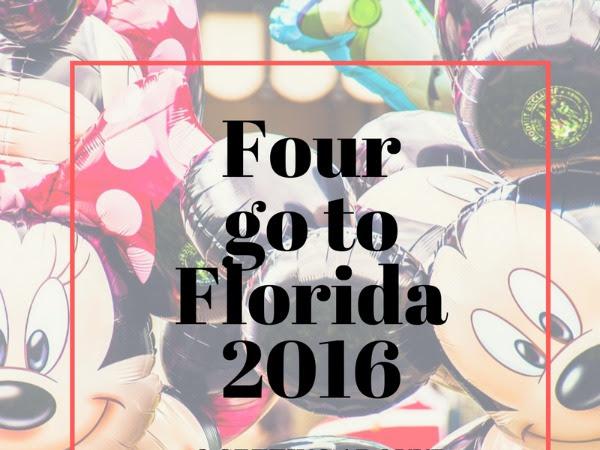 Four Go To Florida #2 Getting Around
