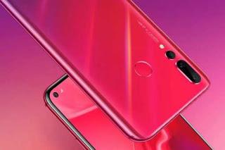 Huawei nova 4 huawei ने लांच किया 48 मेगापिक्सेल कमरे वाला धाँसू स्मार्टफोन