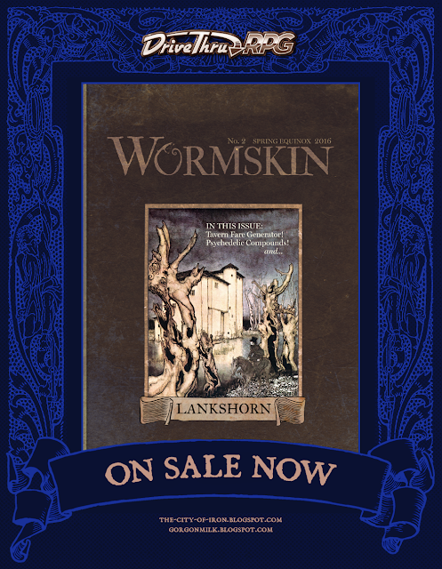 http://www.rpgnow.com/product/176892/Wormskin-Issue-2