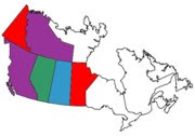 Provinces Covered
