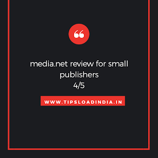 Review, media.net review
