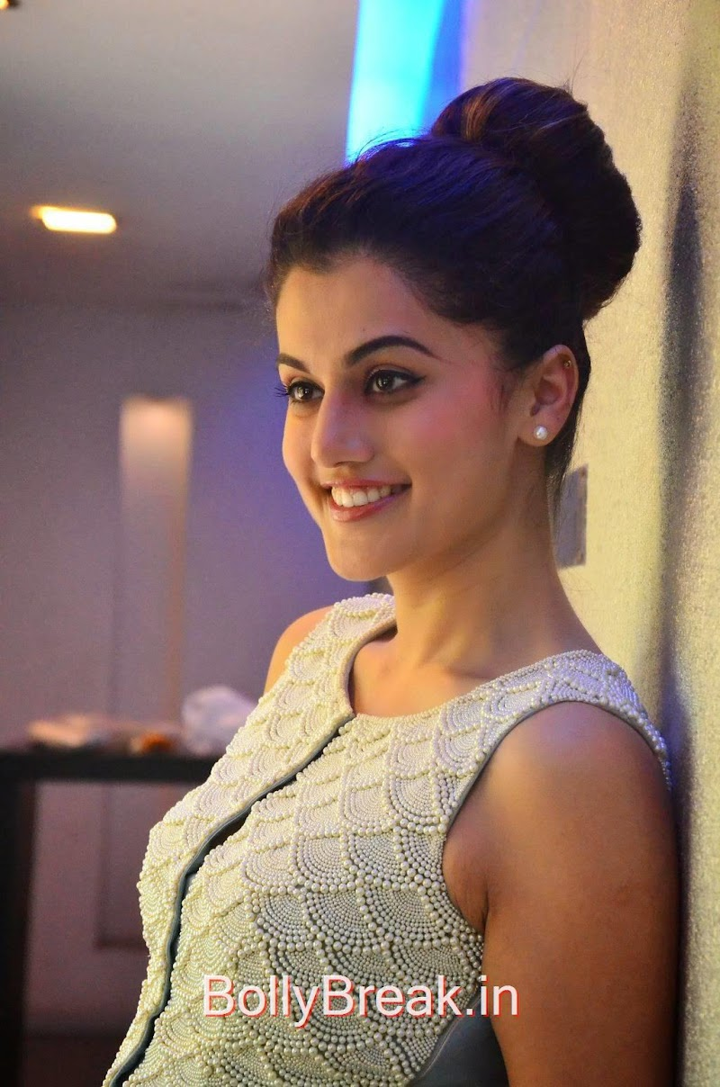 Tollywood Actress Taapsee