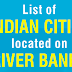 List of Indian Cities Located on River Banks PDF Download