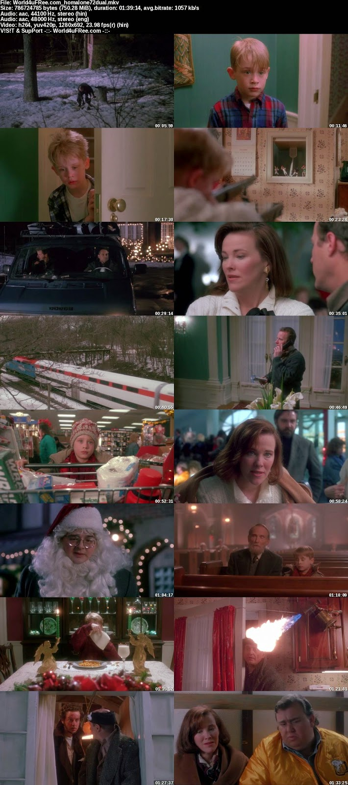 home alone 3 full movie 720p download torrent