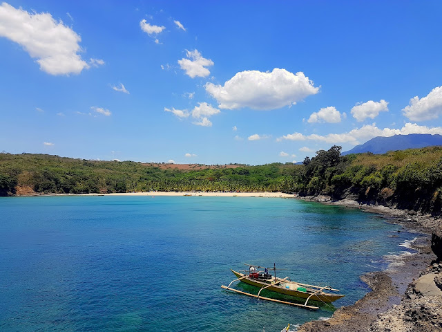 Laki Beach Cove resembling nagsasa Cove