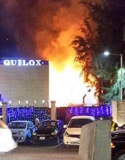 quilox night club fire