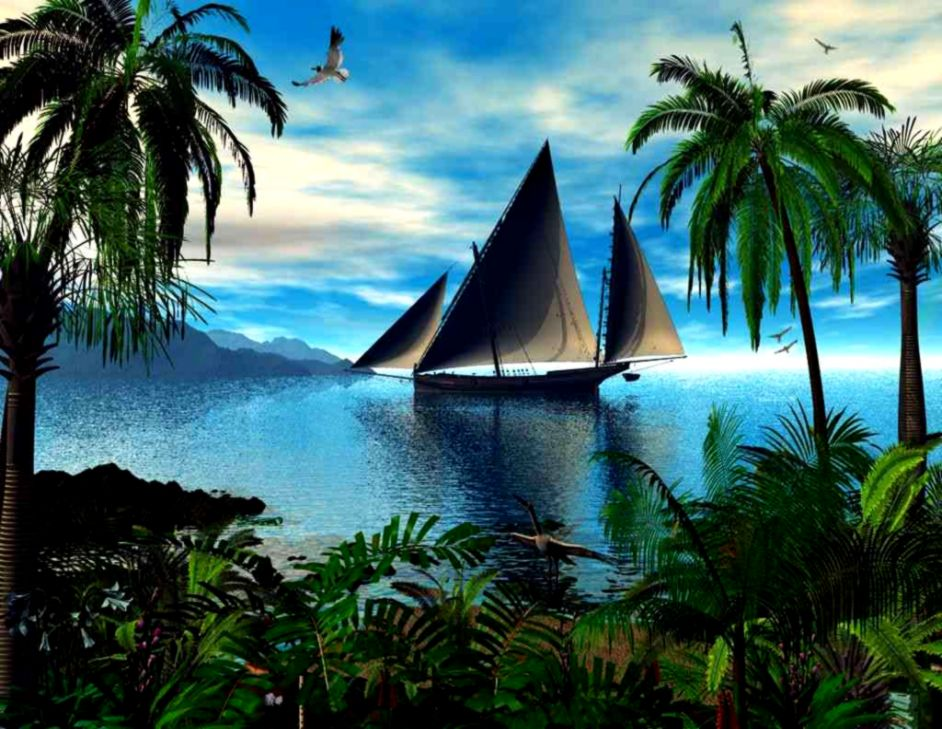 3D Nature Wallpapers Free Background Download | Wallpapers Art