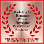 Preditors & Editors 2013 Reader's Poll Best Writers' Resource