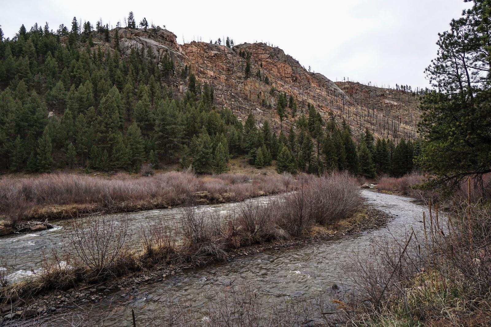 Go Hike Colorado: Pine Valley Ranch - Narrow Gauge > N ...