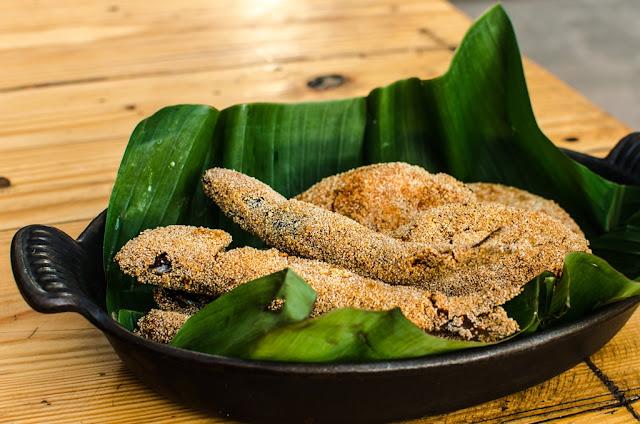 Rawa Fried Fish @ JW Kitchen | The JW Marriott Hotel | Bangalore