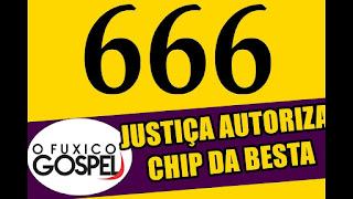 Justiça autoriza o uso do chip da besta