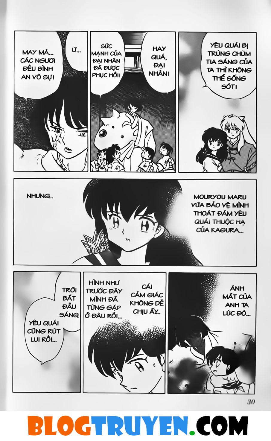 Inuyasha vol 36.2 trang 9