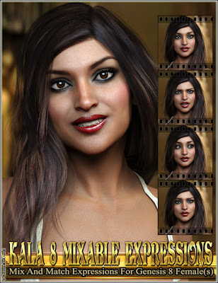 https://www.daz3d.com/mixable-expressions-for-kala-8-and-genesis-8-females