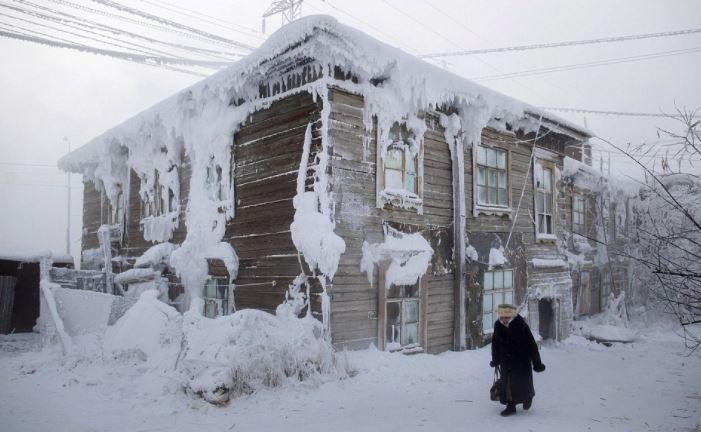 yakoutie climat