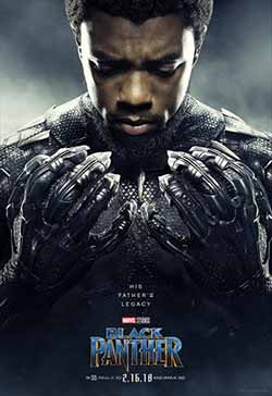 Black Panther 2018 Dual Audio ORG Hindi BluRay 720p 1GB at movies500.bid