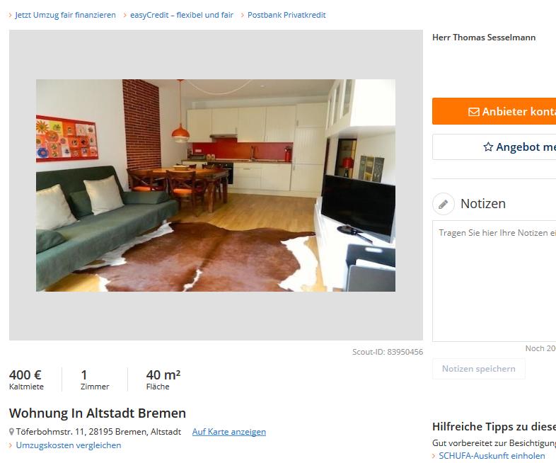Zimmer Wohnung Bochum