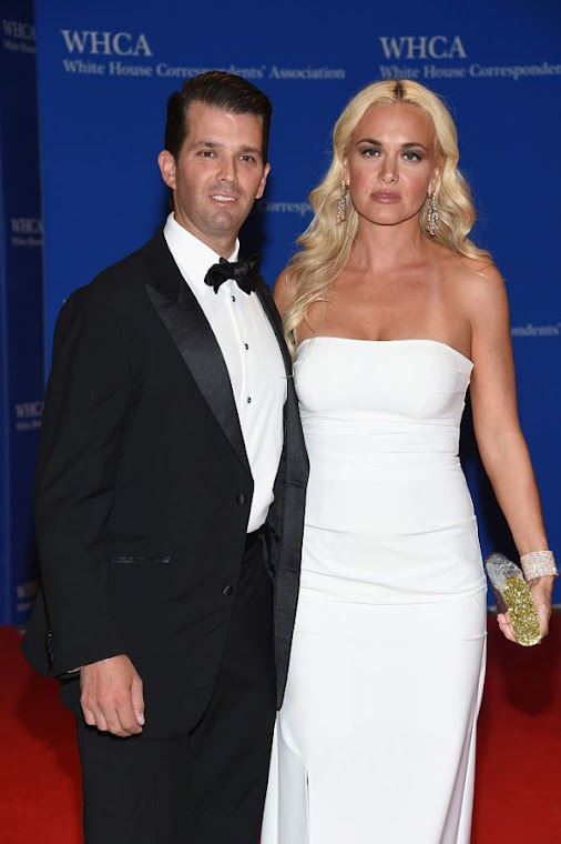Vanessa Trump Taken To Hospital After Receiving Letter Containing White Powder Vanessa Trump, daughter...