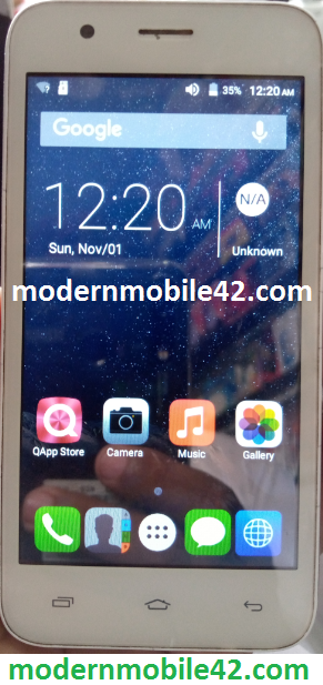qmobile i2 flash file download