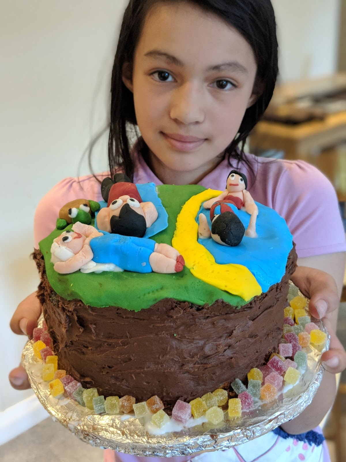 Meiyi and her Big Blog: School baking competition