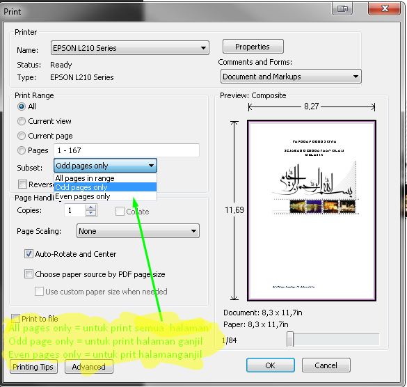 how to print pdf with adobe reader with my printer