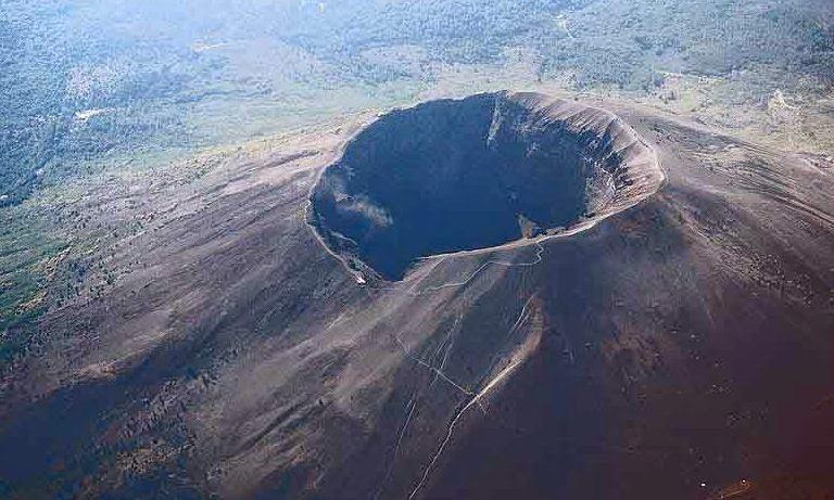 Jenis Erupsi Gunung Api Bedasarkan Bentuk Lubang ...