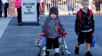 ΗΠΑ: Μυστηριώδης ασθένεια έχει αφήσει εκατοντάδες παιδιά παράλυτα την τελευταία τετραετία