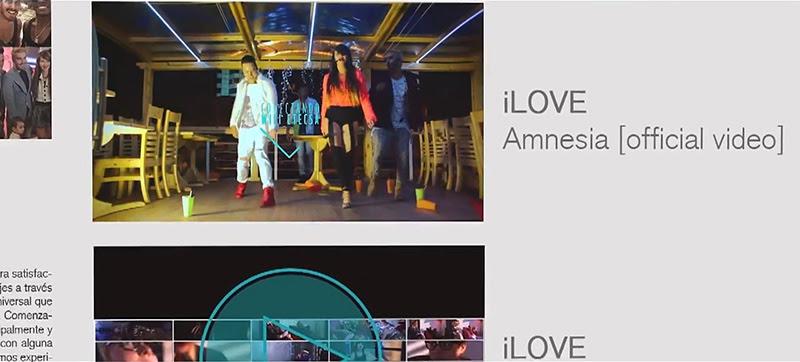 iLove - ¨Amnesia 2.0¨ - Videoclip - Dirección: Alain Duany. Portal Del Vídeo Clip Cubano - 01