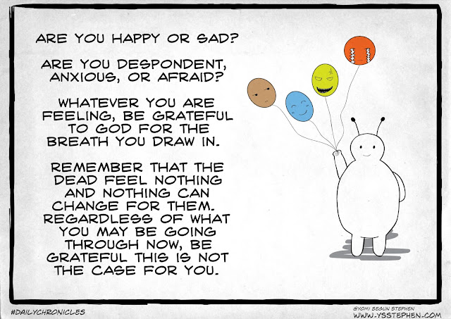 Are you hapy or sad?