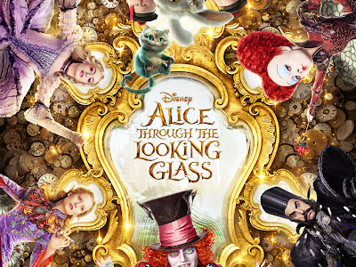 Movie: Alice Through the Looking Glass (2016) (Download Mp4)