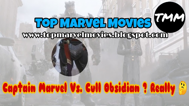 Cull Obsidian vs Captain Marvel, what was that cloth on Cull Obsidian's waist
