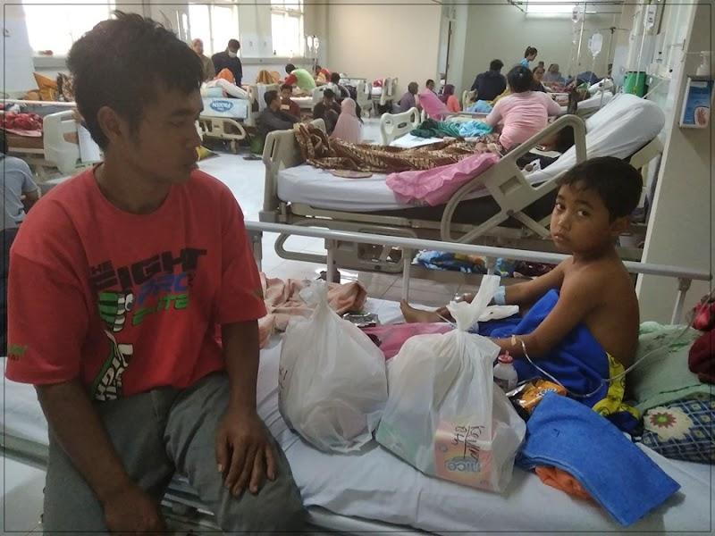 Gempa Lombok Pertama di Akhir Juli 2018
