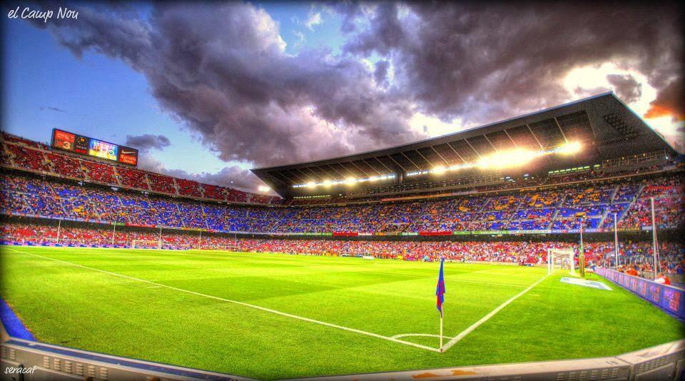 Fondos De Pantalla Camp Nou España El Fc Barcelona: Camp Nou HD Wallpaper