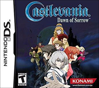 ROMs - Castlevania - Dawn of Sorrow (Português) - NDS Download